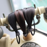 Beautiful Personalized Korean Fashion Wig Ponytail Holders