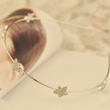 Fashion Crystal Korean Headbands(Star Heart Butterfly Knot)