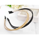 Korea Style Fashion Double-layer Headband