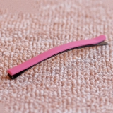 Simple High Quality Frosted  Alloy Hair Clip