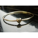 Korea Modern Fashion Simple Love Bangle Bracelet