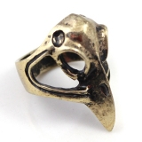 Vintage Punk Bird Animal Ring