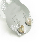 Fashion Heart-shaped Stud Earrings