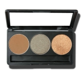 Practical 3 Colors Makeup Eyeshadow Palette