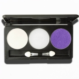 Elegant Fashion 3 Colors Eye Shadow Palette