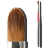 Synthetic Fibre Scaleable Lip/Concealer Brush