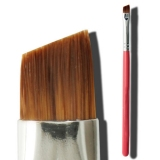 Angled Medium-Handle Eyeliner Brush