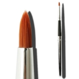 Synthetic Fibre Scaleable Eyeliner/Lip Brush