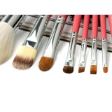7 Pcs High Quality Professional Brush Set