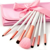 Treval Size 7 Pcs Synthetic Fibre Makeup Brush Set