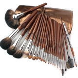 22 Pcs Wolf Hair Makeup Brush Set