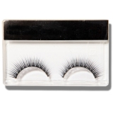 1 Pair Black Handmade Lengthening False Eyelash