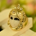 National Antique Egypt Doll Sexy Vintage Rings for Women