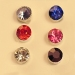 Fashion Rhinestone Magnetic Suction Stud Earring