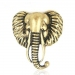 Vintage Elephant Alloy Animal Ring