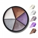 New 5 Colors Shimmer Eye Shadow Travel Size